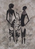 Turkana Couple #145