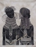 Two Turkana Girls #83